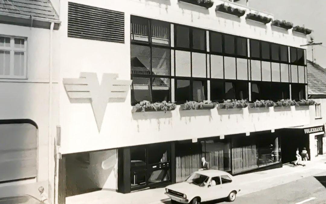 75. Jubiläum der Eppelborner Volksbank