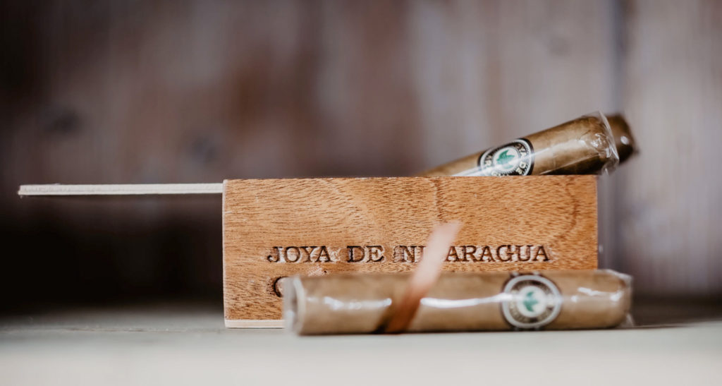 Die Finanzen in einer Cigarrenkiste